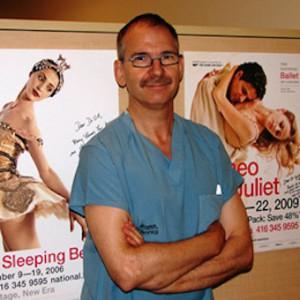 Darrell Ogilvie-Harris, MD, MSc